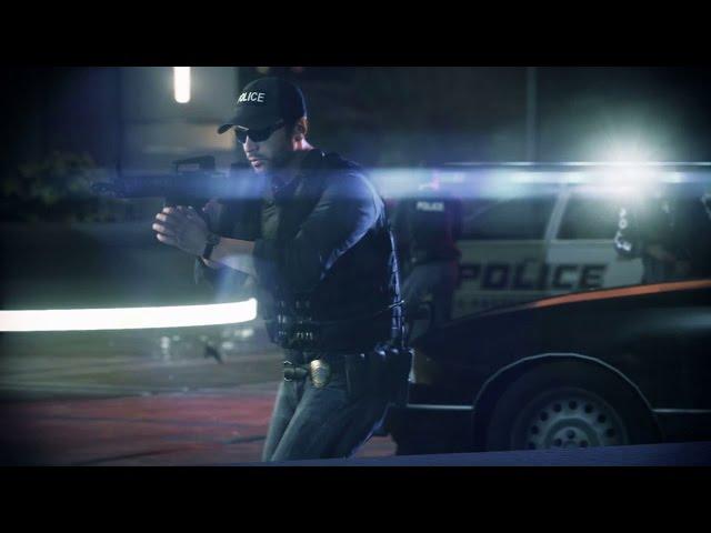 Battlefield Hardline Karma Gameplay Trailer