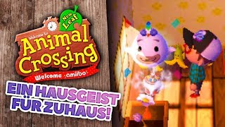 Ein HAUSGEIST für ZUHAUSE! 🌳 03 • Let's Play Animal Crossing New Leaf [Staffel 6]