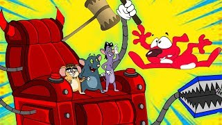 Rat-A-Tat |'Robot Sofa Transformers Cartoons New Full Episode'| Chotoonz Kids Funny Cartoon Videos