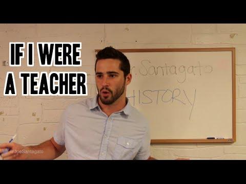 If I Were A Teacher