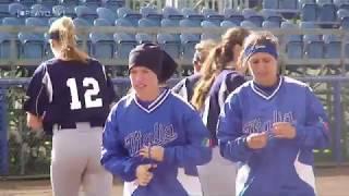 Super6 softball Grecia - Italia
