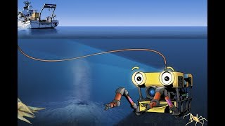 Sharing Science: ROPOS and the Underwater Volcano