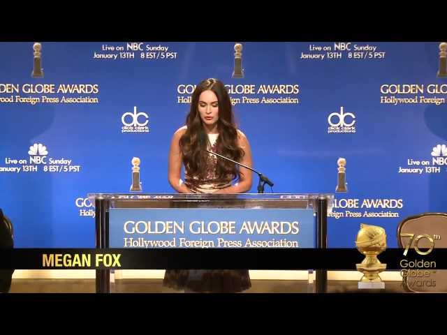 70th Golden Globe Nominations - Television