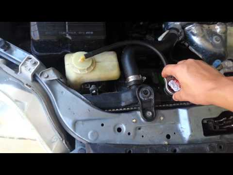 Honda Civic Bad Head Gasket? Jump Fan switch