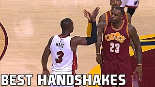 Best NBA Handshakes