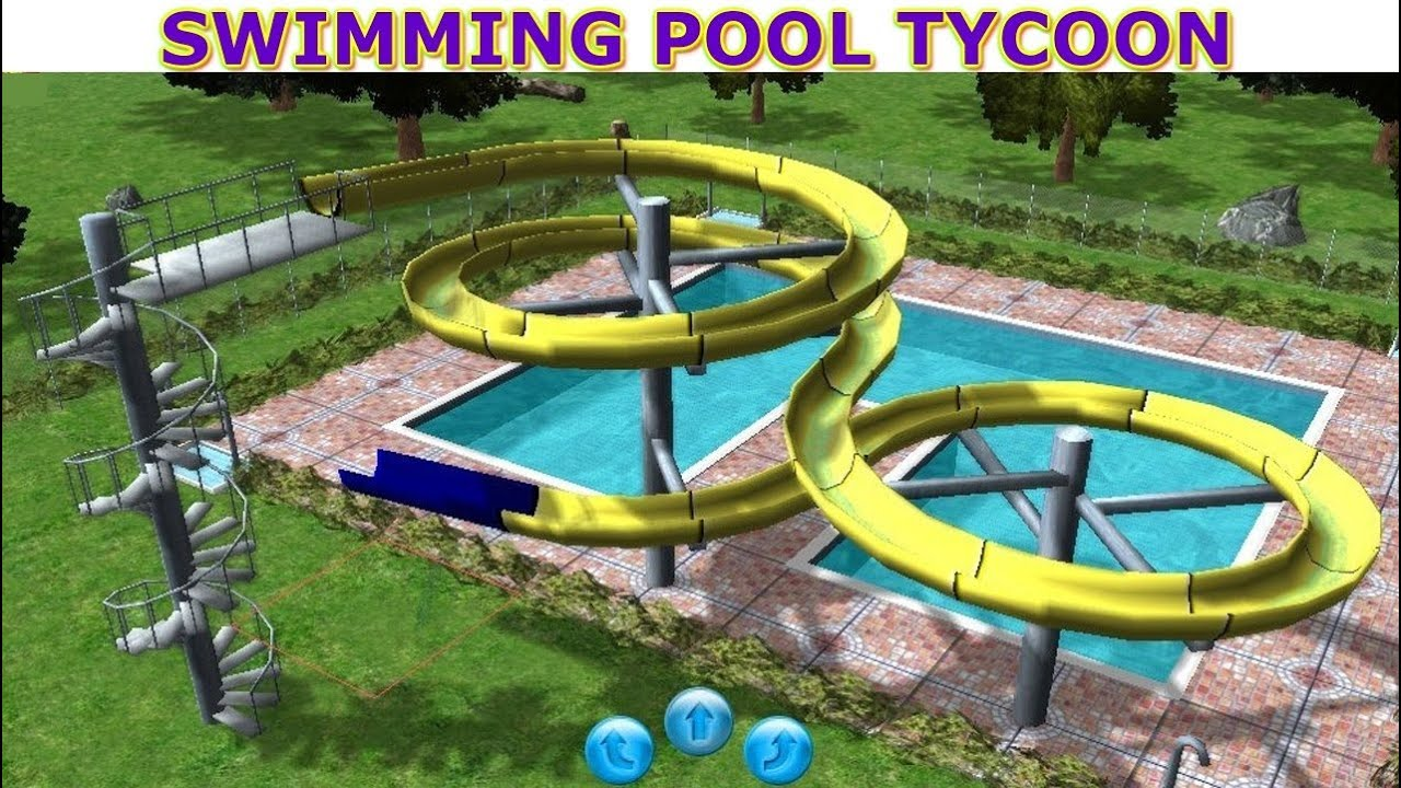 Swimming pool tycoon gameplay building pc hd youtube - Team building swimming pool games ...