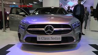 NEW 2019 Mercedes A Class Sedan - Exterior & Interior