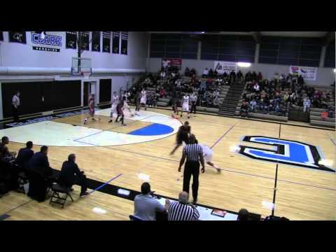 Clark College Men's Basketball Highlights vs Bellevue College