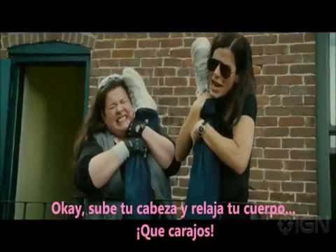 The Heat (Cuerpos especiales) trailer subtitulado en español 2013 mp4  FULL HD 1080