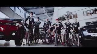 ADREM auto SUBARU MTB team PROMO 2018