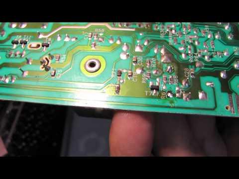 ремонт Bosch Classixx 6 (Fagor Brandt)- раскручивает барабан и моргают кнопки
