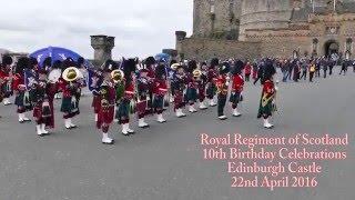 download lagu Royal Regiment Of Scotland Pipe Band - Edinburgh Castle gratis