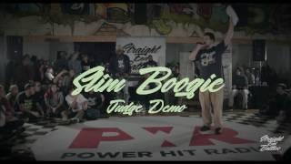 Pokaz sędziów na Straight End Battles 2016: Slim Boogie