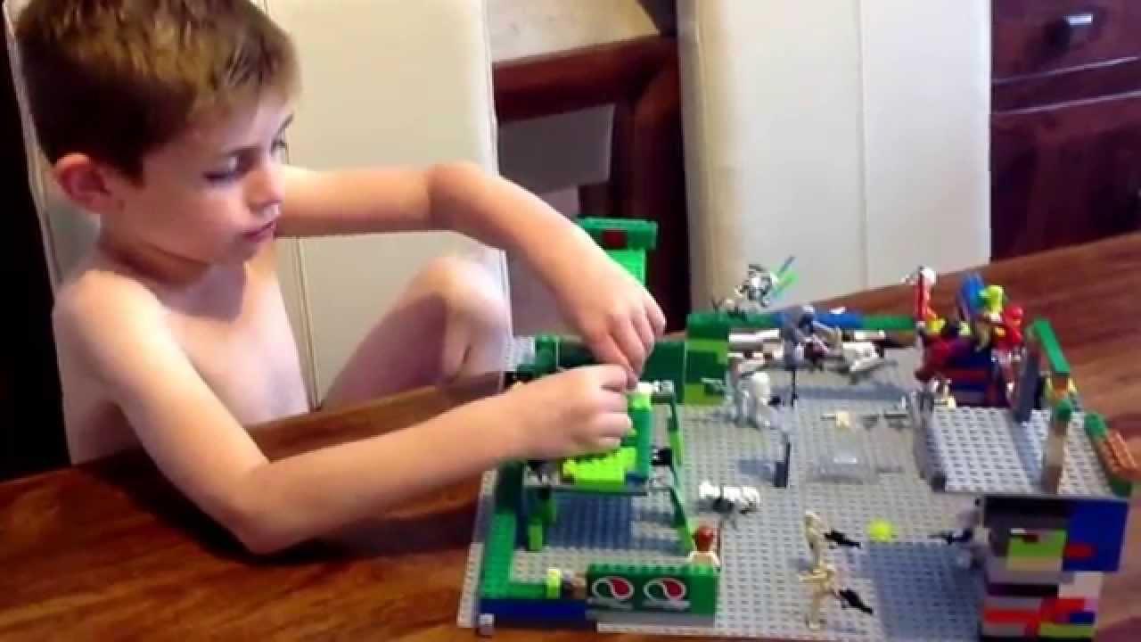 Star Wars Arena Monsters Jacks Lego Star Wars Monster