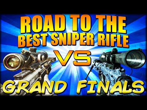 "GRAND FINALS - DSR-50 vs INTERVENTION - ""Road to the Best Sniper Rifle"" Tourney"