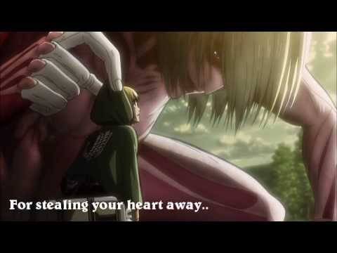 [Armin x Annie] - When you know i can't love you!
