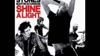 The Rolling Stones   Shine a Light 2008 Live CD 02 05    I CAN'T GET NO  SACTISFACTION