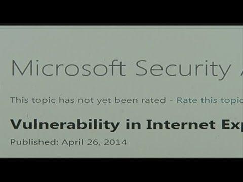 Internet Explorer hack explained
