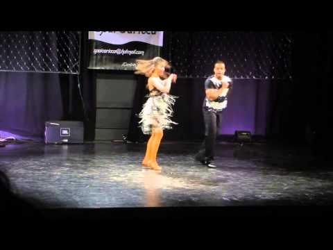 Carlos and Fernanda da Silva - Samba Show, 3rd Spai Carioca Samba Congress