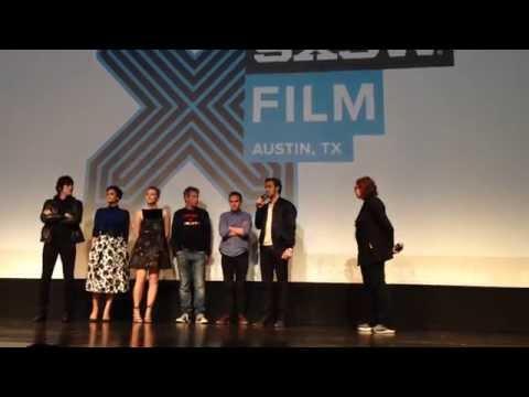 Q&A com Ryan Gosling e elenco de Lost River termina com pedido de casamento lésbico no Sxsw 201