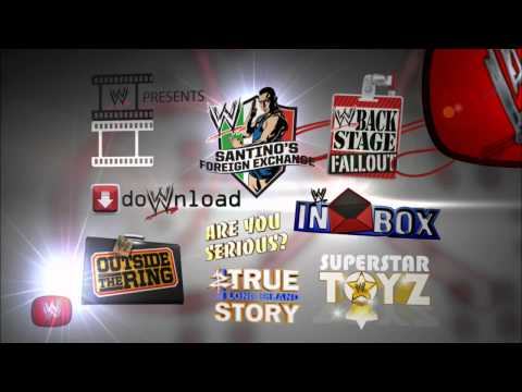 WWE joins forces with YouTube to bring the WWE Universe a brand-new online program experience