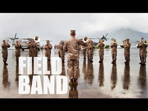 Marine Week Seattle: Marine Field Bands