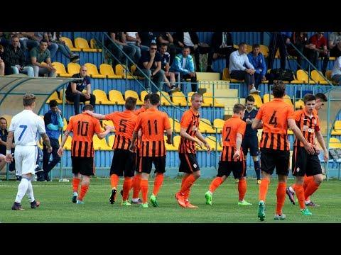 Shakhtar U21 2-1 Dynamo U21. Highlights (25/05/2017)