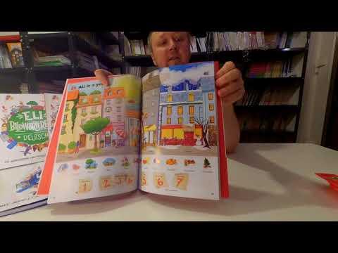 Słowniki Obrazkowe ELI Dla Dzieci: Angielski, Francuski, Hiszpański, Niemiecki I Włoski