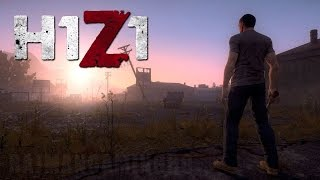 Trying to get better at H1Z1 - Ft. Corbin