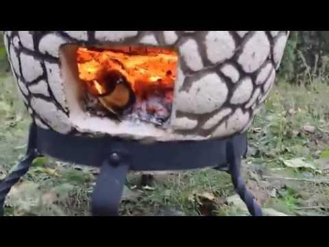 видео обзор тандыра, как приготовить мясо, курицу, рыбу и грибы подробная видео инструкция
