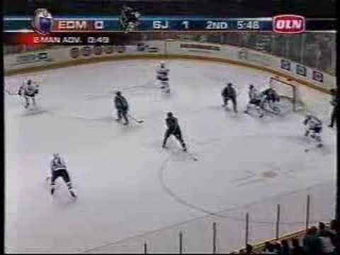 San Jose Sharks vs Edmonton Oilers Video