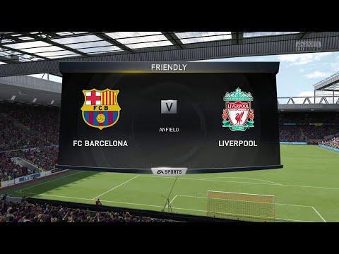 Fifa 15 Demo - Barcelona Vs Liverpool