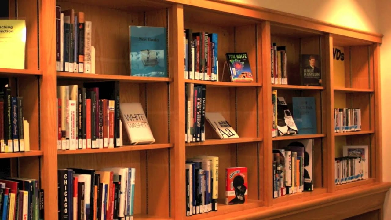 Library Storage And Shelving Youtube