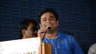 Thalaivan - AR Rahman and Vasanthabalan speech at Kaaviya Thalaivan Audio Launch | Siddharth, Nassar