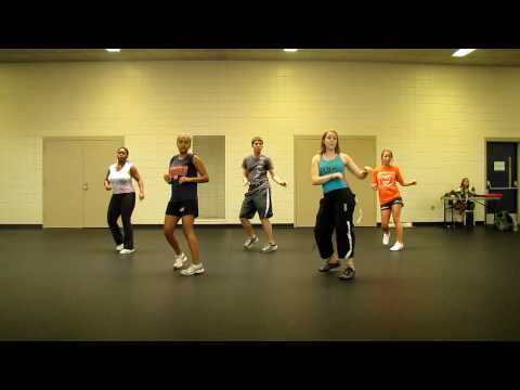 Aerobic Dance: Rompe