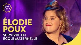 Elodie Poux - Survivre en école maternelle