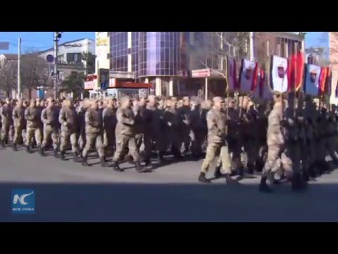 RAW: Crimea marks second anniversary of reunification with Russia