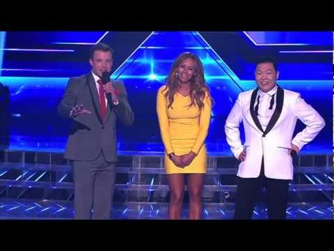Psy - Performs On 'the X-factor Australia' video