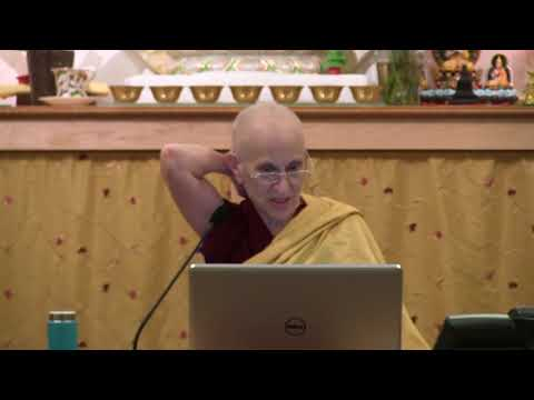 21 The Course in Buddhist Reasoning and Debate: The Buddhist Syllogism 12-28-17
