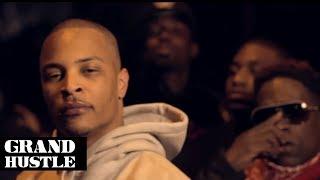 T I Trap Back Jumpin Music Audio Short Film
