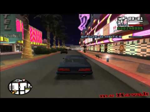 GTA San Andreas PS2 Walktrough Mission 78 Key to her Heart