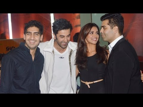 Trailer Launch - Yeh Jawani Hai Deewani