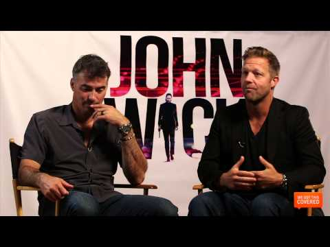 John Wick Interview With David Leitch And Chad Stahelski [HD]