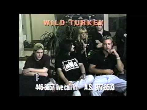 Wild Turkey Post Wilson Metalfest 1999 Live TV Special With