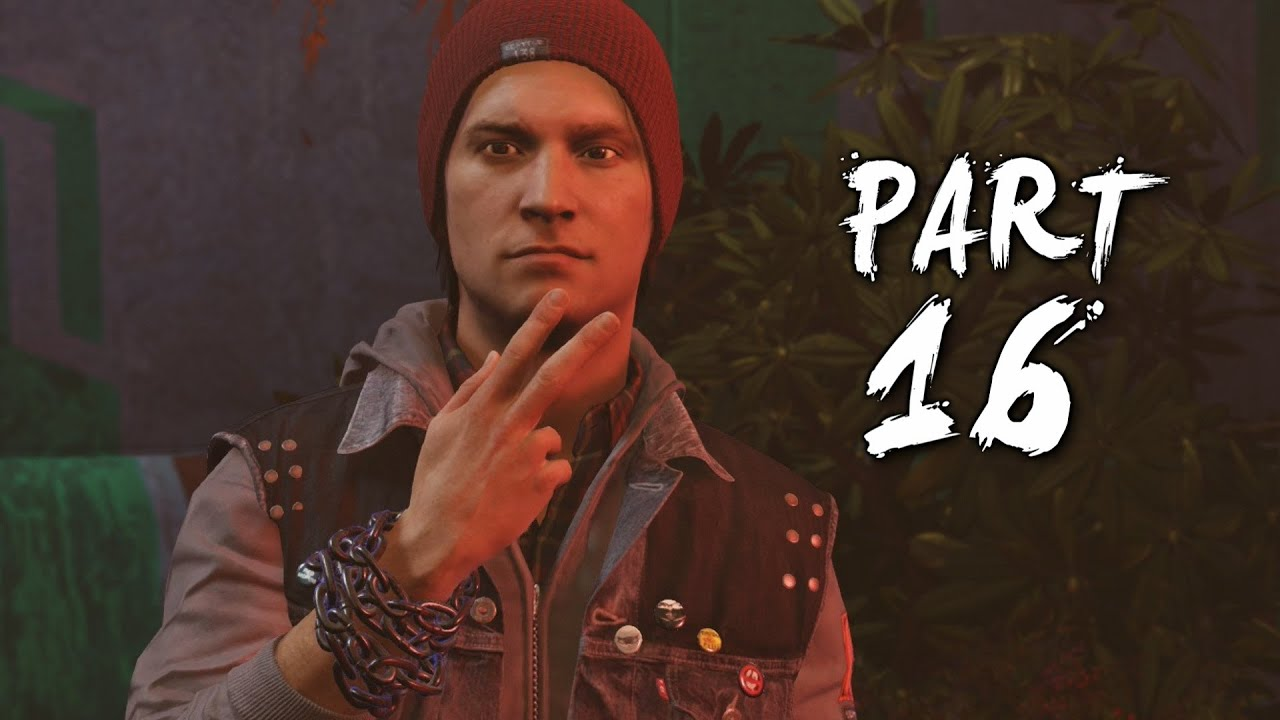 Infamous Second Son Gameplay Walkthrough Part 16