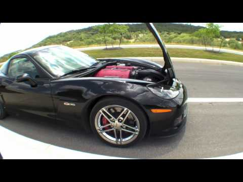 Corvette Stingray  on 850hp Zo6 Corvette Great Video    Fooyoh Videos