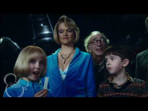 Annasophia Robb In Charlie And The Chocolate Factory In Hd video