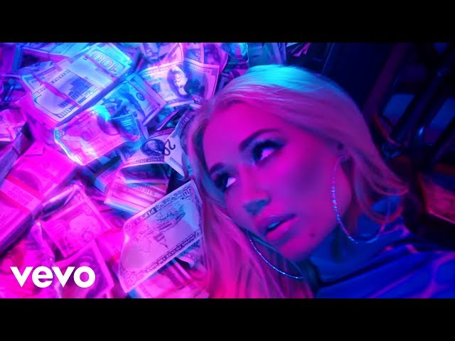 Iggy Azalea - Kream ft. Tyga Official Music Video