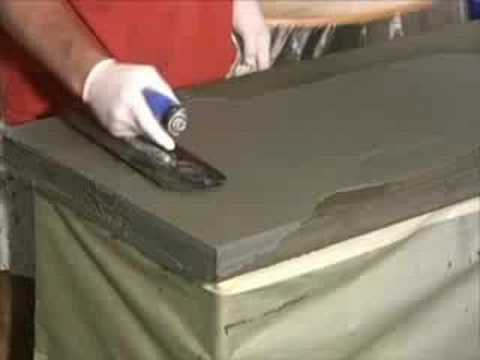 Countertops Overlay Or Resurfacing Do It Yourself Youtube