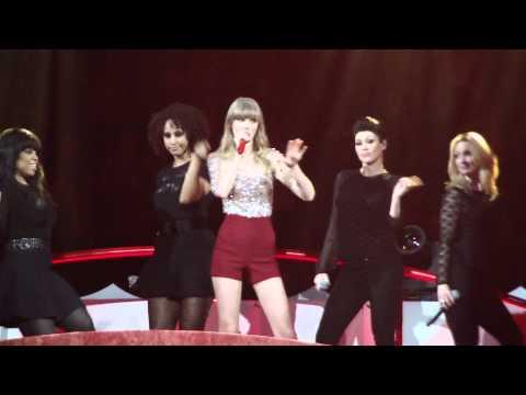 Taylor Swift - You Belong With Me - Z100 Jingle Ball 2012 Hd video